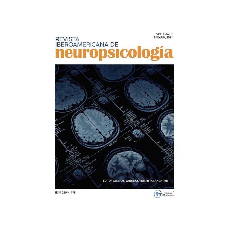 Revista Iberoamericana de Neuropsicología, Vol. 4 No. 1