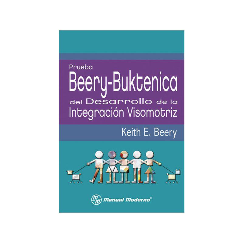 Prueba Beery - Buktenica del desarrollo de la integración visomotriz
