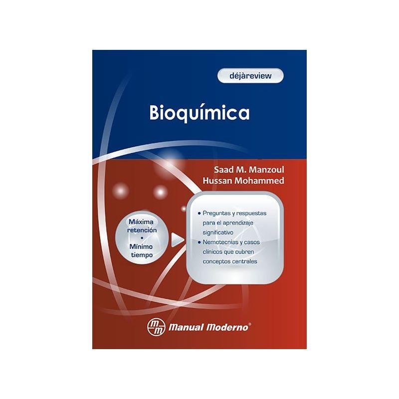 Déjàreview Bioquímica