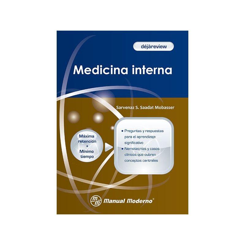 Déjàreview Medicina interna