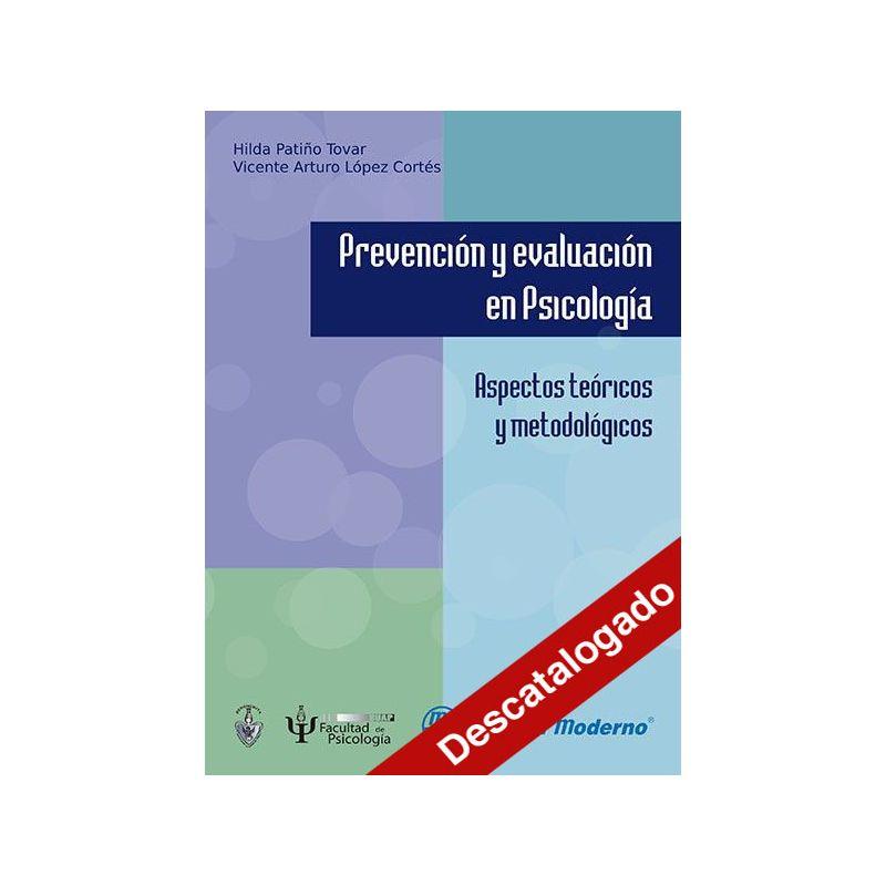 - Prevención y evaluación en Psicología