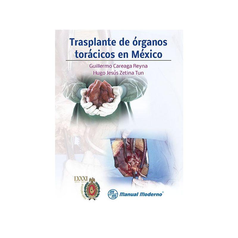 Trasplante de órganos torácicos en México