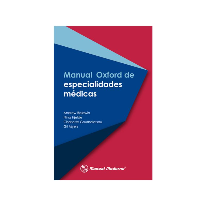Manual Oxford de especialidades médicas