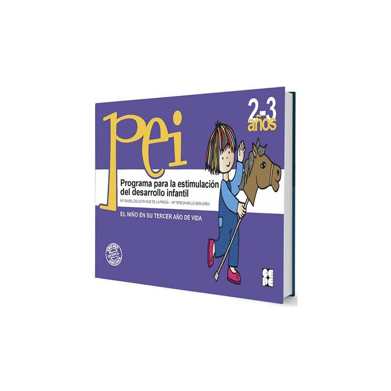 Programa para la estimulación del Desarrollo Infantil – PEI. 2 a 3 años