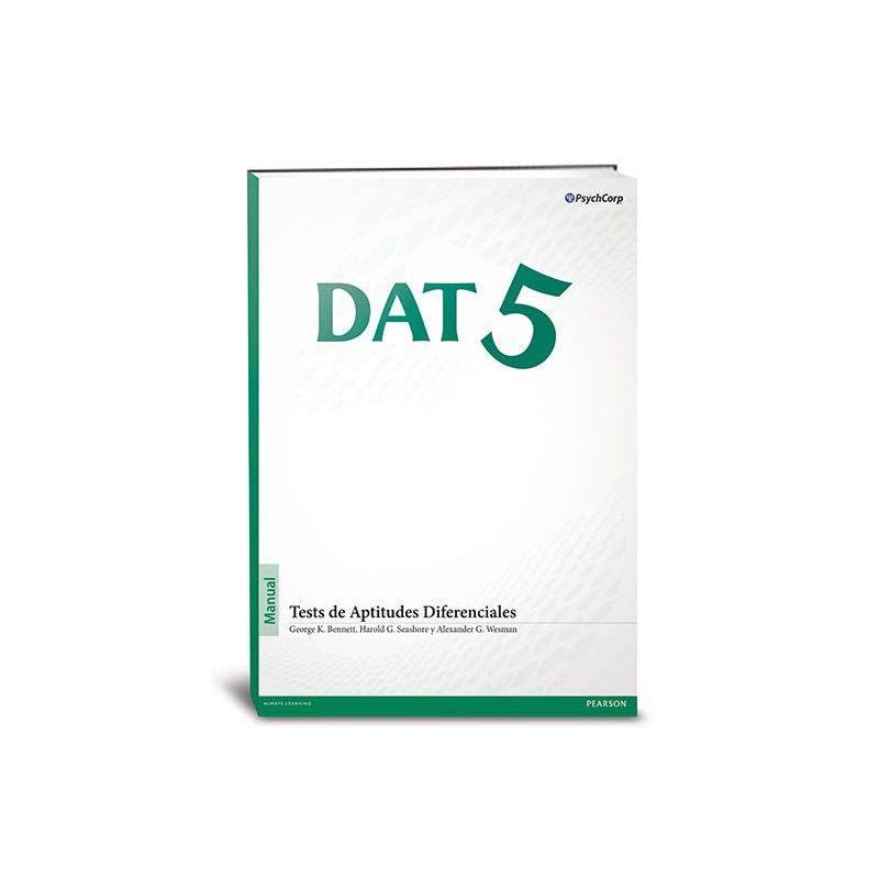 DAT 5, Test de Aptitudes Diferenciales
