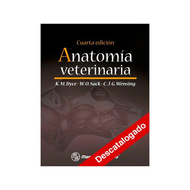 - Anatomía veterinaria