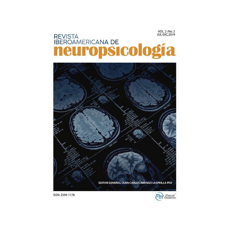 Revista Iberoamericana de Neuropsicología, Vol. 2 No. 2