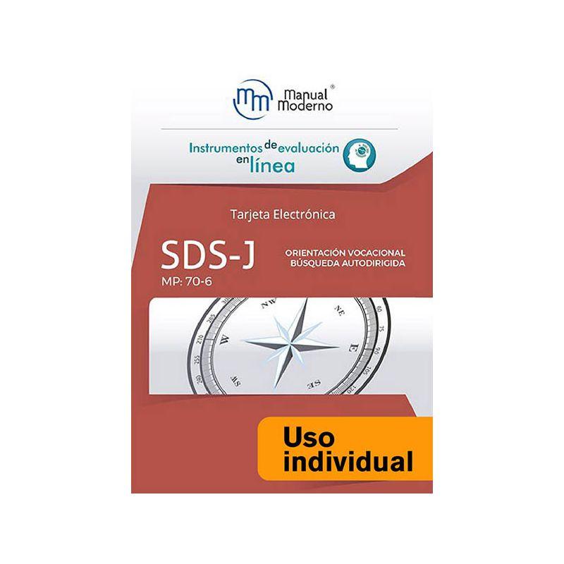 Tarjeta Uso Individual / Holland SDS Forma-J