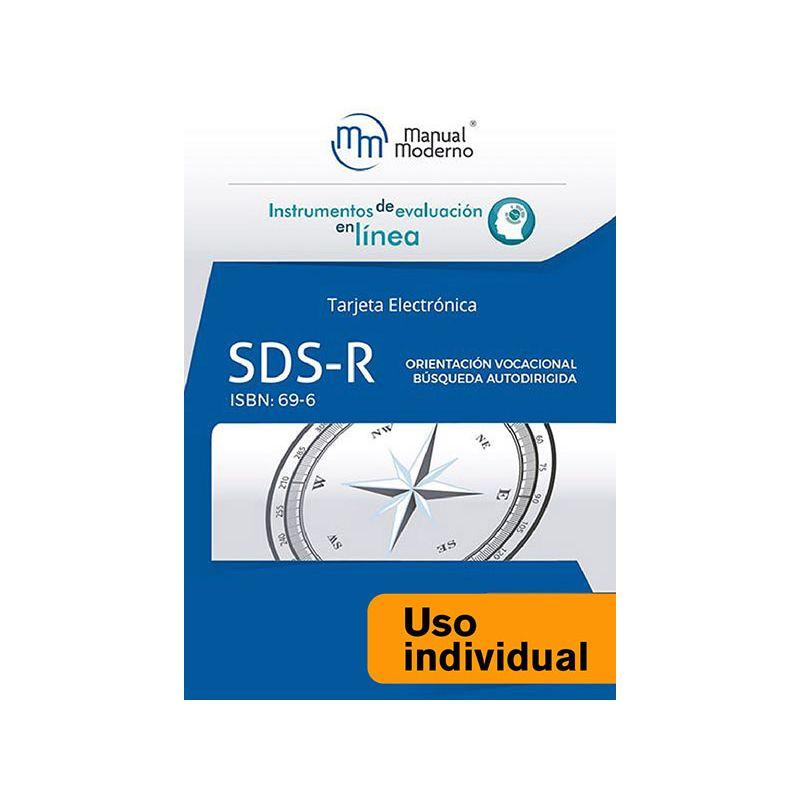 Tarjeta Uso Individual / Holland SDS Forma-R
