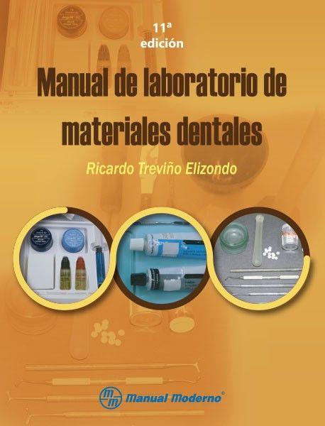 Manual de laboratorio de materiales dentales